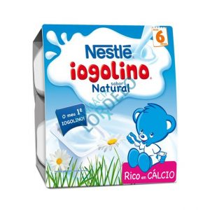 Iogolino Natural 4X100G