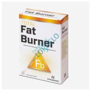 Total Fat Burner Comp X 60